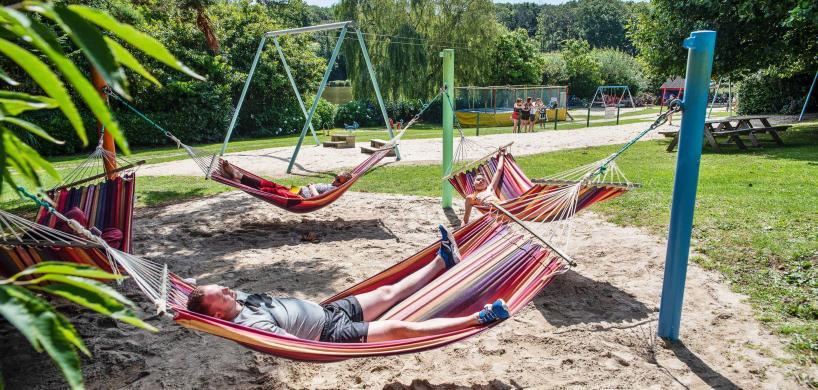 Détente et farniente au Parc de Loisirs de Bel Air
